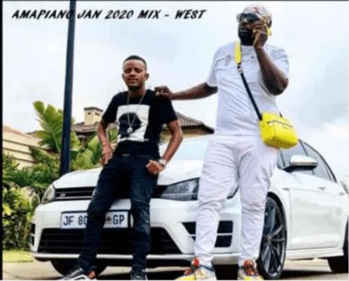 Mr West – AmaPiano January 2020 Mix Ft. MFR Souls, Shasha & Vigro Deep Mp3 Download Fakaza