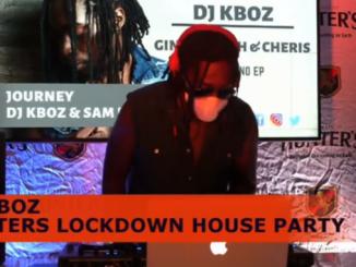 DJ KBOZ – HUNTERS LOCKDOWN HOUSE PARTY