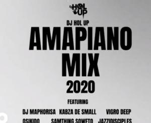 DJ Maphorisa & Kabza de Small, Vigro Deep ft Jazzidisciples ,OSKIDO – Amapiano Mix 30 April 2020