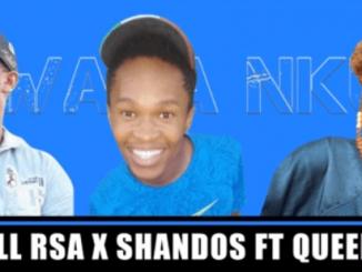 Da-Small RSA x Shandos – Ngwana Nkunzi ft Queen Minaj