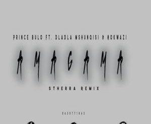 Prince Bulo – Amagama (DJ Stherra Remix) Ft. Dladla Mshunqisi & Nokwazi