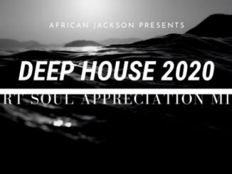 South African Deep House DJ Art Soul Appreciation Mix by African Jackson