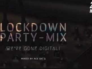 Ace da Q – AMAPIANO LOCKDOWN PARTY-MIX Featuring (Mas Musiq, Aymos, Entity Musiq, DJ Obza)