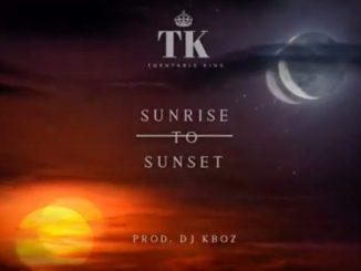 Dj Kboz – Sunrise to Sunset
