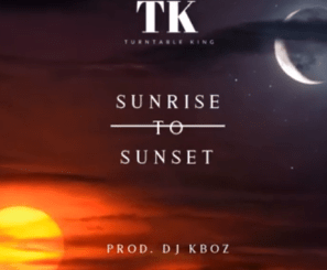Dj Kboz – Sunrise to sunset (Produced by DJ KBOZ) Raphael Hamunyela (Amapiano)