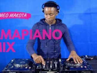 Romeo Makota – Amapiano Mix 30 May 2020