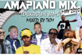 TKM – Amapiano Mix 15 May 2020 ft. Kabza De Small, Mas Musiq, Aymos, Vigro Deep,
