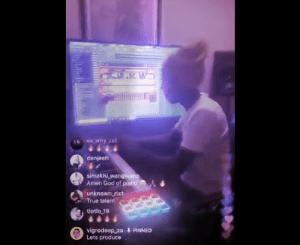 Vigro Deep – Rise Of Baby Boy (Quarantine Studio Sessions)