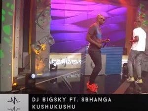 DJ Big Sky -'Kushukushu' Ft. Sbhanga