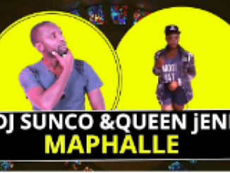 Dj Sunco & Queen Jenny – Shutsdown Maphalle