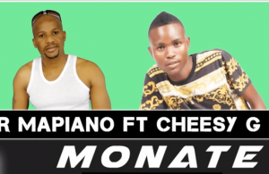 Mr Mapiano – Monate feat Cheesy G (Amapiano)