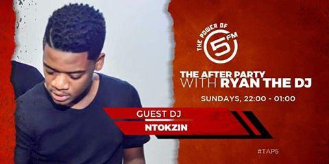 Ntokzin – 5FM Radio Mix (21-06-2020)