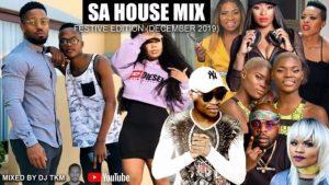 South African House Music Mix 2020 ft. Master KG, TNS, DJ Zinhle, DJ Maphorisa Mixed by DJ TKM