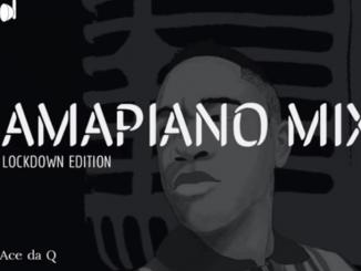 Kabza De Small, Gaba Cannal, Shasha Mixed By Ace da Q – AMAPIANO MIX