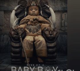 Vigro Deep – The Mummy (Rise of a Baby Boy 2020 album) [Amapiano 2020]