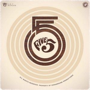 B.O.Y Wonder – Five 5 Album