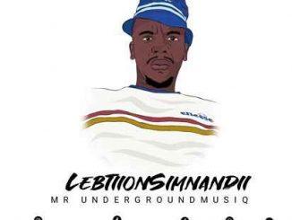 Lebtiion Simnandii – SphushaUmjaivo One Way Vol. 17 (Appreciation Mix)