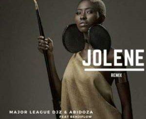 Major League & Abidoza – Jolene (Amapiano Remix) Ft. Benjiflow