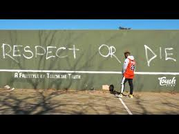 VIDEO: Touchline – Respect Or Die Freestyle
