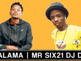 King Salama x Mr Six21 Dance – Mathata anyaka Bjalwa