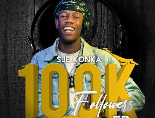 Sje Konka – 100k Followers Appreciation EP