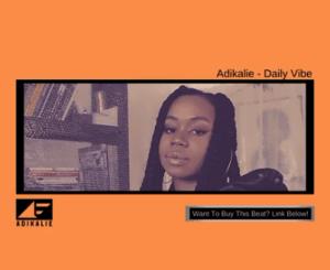 """Sha Sha, Lala Ngoxolo, Kabza De Small,DJ Maphorisa,Vigro Deep """"Daily Vibe"""" Amapiano Type Beat"""