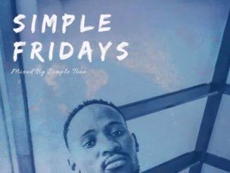 Simple Tone – Simple Fridays Vol. 014