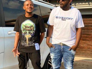 Kabza De Small & DJ Maphorisa – I Want Your Peace Ft. Bontle Smith