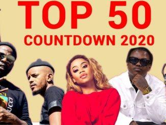 2020 TOP 50 Amapiano Countdown, Song Of The Year (KABZA, THEBELEBE, VIGRO DEEP, MAS MUSIQ)