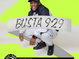 Busta 929 Is Leaving Mr Jazziq This Year, Reveals Undisputed EP