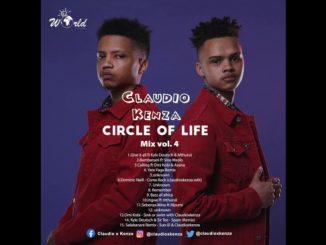 Claudio, Kenza – Circle of Life Mix vol 4