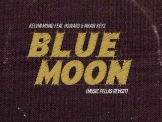 Kelvin Momo Ft. Howard & Mhaw Keys – Blue Moon (Music Fellas Revist)