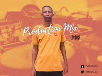 P-Man SA – Production Mix 005