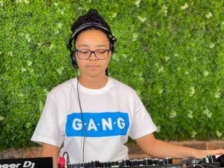Judy Jay – Tequila Gang Live Mix
