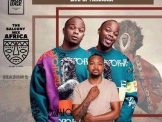 Major League & Josiah De Disciple – Amapiano Live Balcony Mix B2B Sunset live in Tanzania