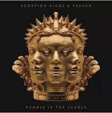 ALBUM: DJ Maphorisa, Kabza De Small (Scorpion Kings) – Rumble In The Jungle (Cover Artwork & Tracklist)