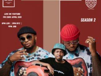 Major League & Kwiish SA – Amapiano Live Balcony Mix Africa B2B (S2 EP14)
