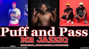 Mr JazziQ - Puff & Pass ft. Zuma , Reece Madlisa & Focalistic