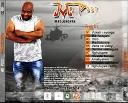 Mr post - Nghulupee