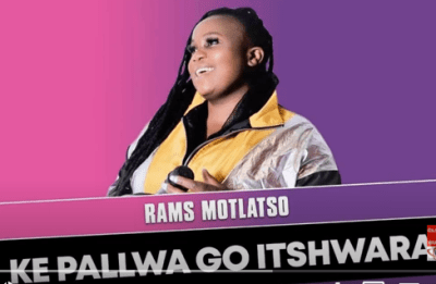 Rams Motlatso – Ke Pallwa Go Itshwara