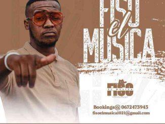 Fiso El Musica – Black Man (Gangster Mix)