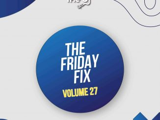 Ryan the DJ – Friday Fix Vol. 27