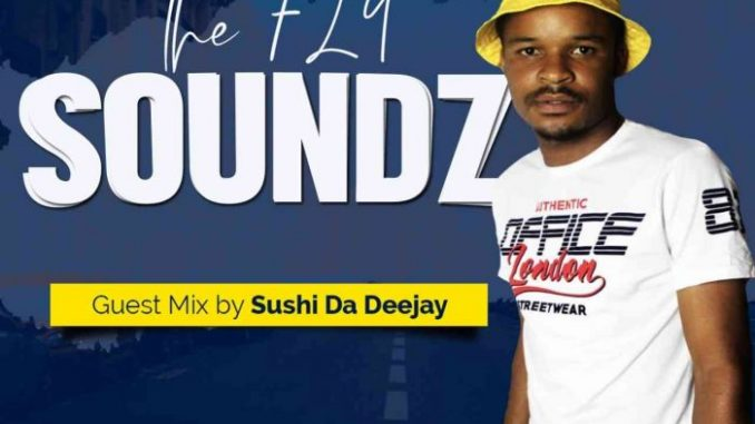 Sushi Da Deejay – The 729 Soundz