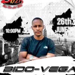 Bido Vega – Jozi FM Mixtape