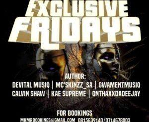 MKMR – Exclusive Friday Album