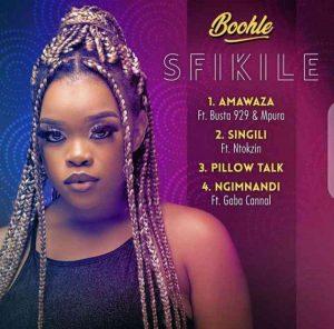 Boohle – Sfikile EP Album Tracklist