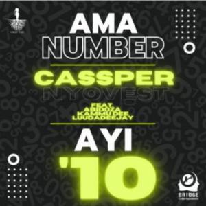 Cassper Nyovest – Ama Number Ayi '10