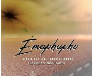 Deejay Cup – Emaphupho (LaTique's Rare Touch)